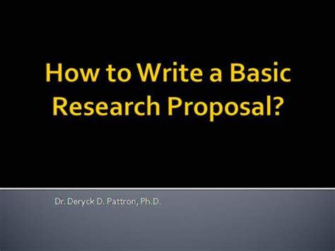 Format of dissertation synopsis