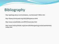 Introductory paragraph for annotated bibliography
